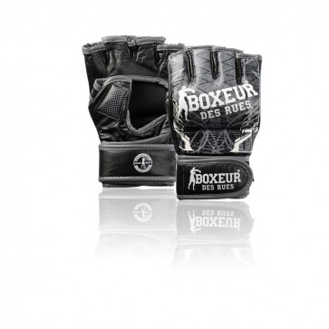 Guanti da MMA Boxeur Des Rues Cross BXT-5187 Nero