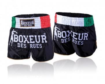 Pantaloncini da Kick e Thai Boxeur Des Rues Van Roosmalen BXV-1142K Italy