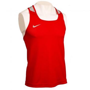 Canotta da Boxe Nike Competition rosso