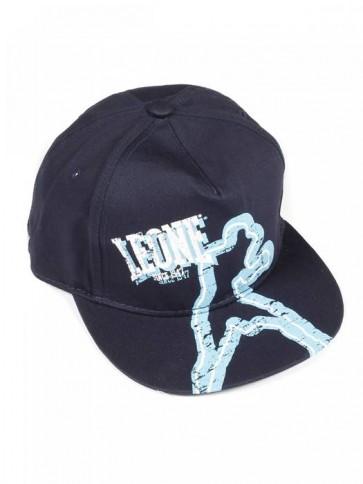 Cappello con visiera Leone LX1158