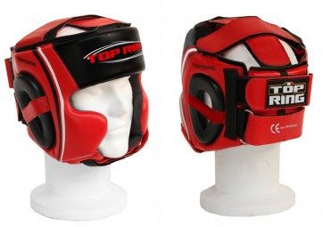 Caschetto Boxe Allenamento Top Ring Art. 332