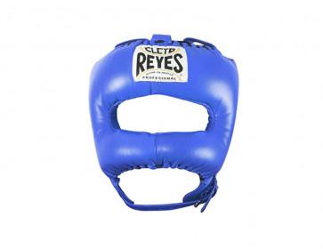 Casco Cleto Reyes con Barra di protezione blu