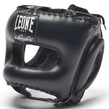 Casco Leone The Greatest CS433 con barra