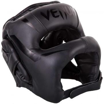 Casco Venum Elite Iron Nero-nero
