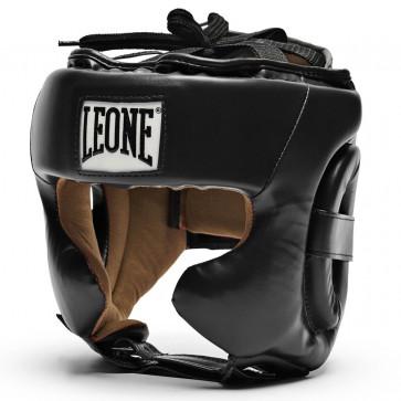 Caschetto Leone Training CS415 Nero