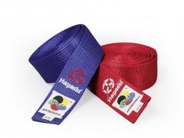 Cintura karate Hayashi WKF