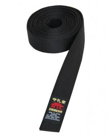 Cintura Shureido Nera Art. 65