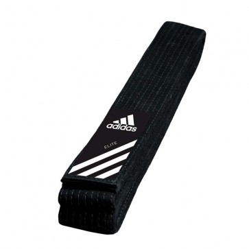 Cintura Nera Adidas Elite