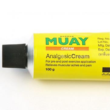 Crema Muay Thai 100 gr