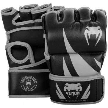 Guanti da MMA senza pollice Venum Challenger Nero/grigio