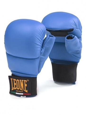 Guanti da Karate-Kumite e Fit Boxe Leone GK094 Blu