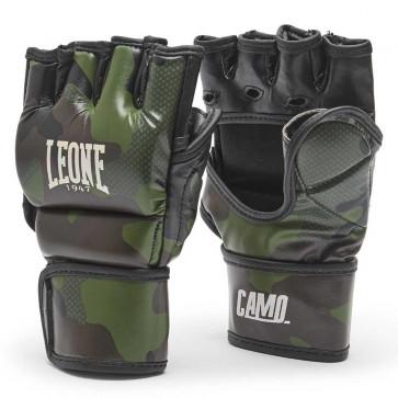 Guanti MMA Leone Camo GP120 Verde mimetico