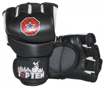 Guanti MMA Professional Fight Glove - TOP TEN