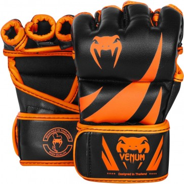 Guanti da Mma Venum Neo Orange-Black