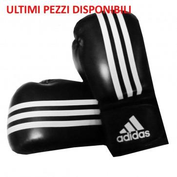 Guantoni 12 Oz Adidas Training Nero-Bianco