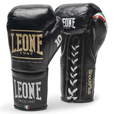 Guantoni Leone Shock Plus GN103L con lacci