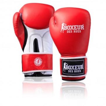 Guantoni Boxeur Des Rues Basic Rossi BXT-5123
