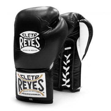 Guantoni Cleto Reyes Professional Nero con lacci