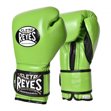 Guantoni Cleto Reyes Sparring CE6 Verde Lime