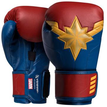Guantoni Hayabusa Marvel Captain Marvel - dorso palmo