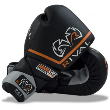 Guantoni Rival Ultra Sparring RS1-2.0 - Neri