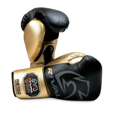 Guantoni Rival Professional Sparring RS100 - Nero-oro