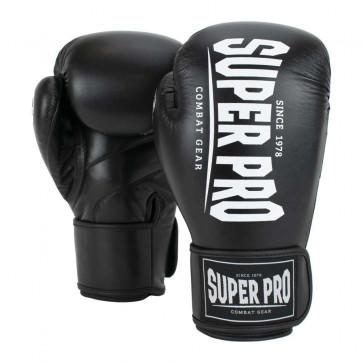 Guantoni Super Pro Champ Nero-bianco