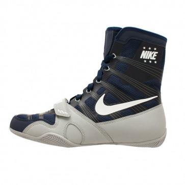 Stivaletti Nike Hyperko Blu Navy-Silver