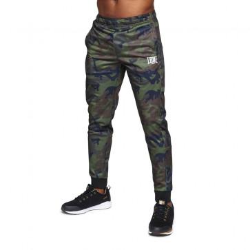 Pantaloni Leone Camo AB303 Verde mimetico