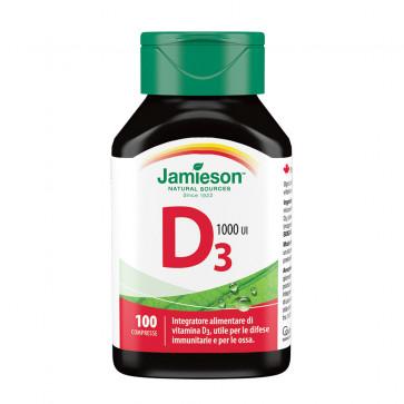 Vitamina D 1000 Jamieson