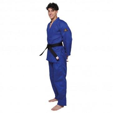 Judogi Kappa Atlanta Slim omologato EJU IJF Blu