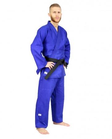 Judogi Mizuno Hayato Blu Uomo