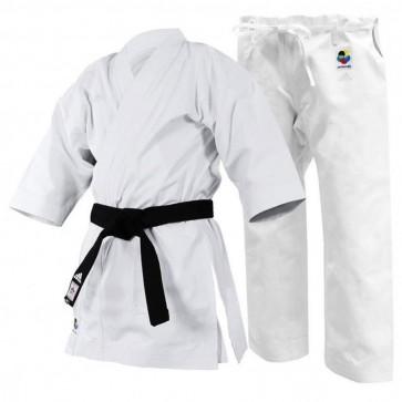 Karategi Adidas Yawara WKF bianco