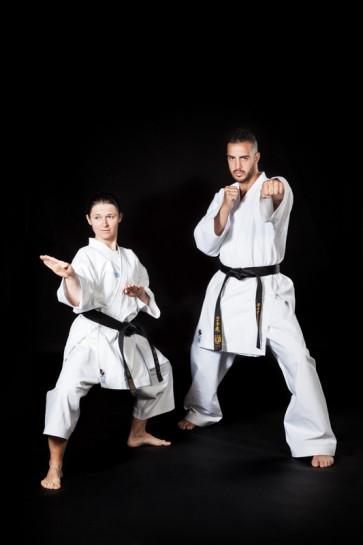 Karategi Ko Italia Elegant - Kimono da Kata WKF