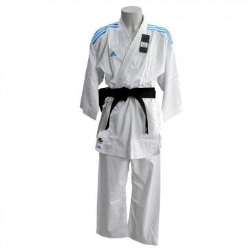 Karategi kumite Adidas Adizero WKF Blu