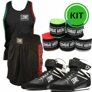 Kit Boxe Leone Shadow