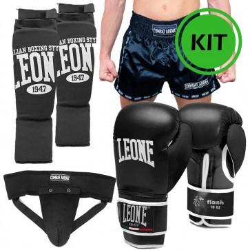 Kit Kick Boxing Leone Flash