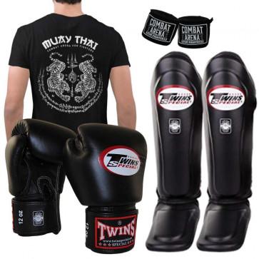 Kit Muay Thai Twins Tigers