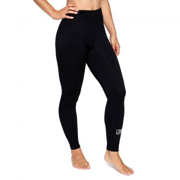 Leggings donna Leone Logo W ABX125 nero fronte