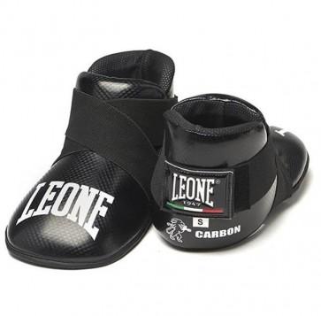 Leone Carbon CL159 Calzari Parapiedi per Kick Boxing