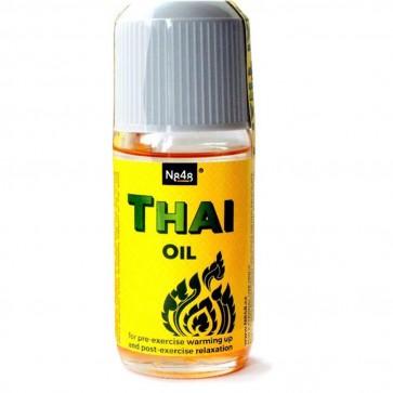 Olio Thailandese N848 Riscaldante 120 ml
