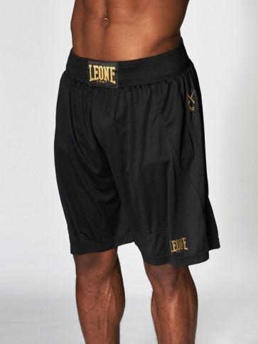 Pantaloncini da Boxe Leone 1947 Essential ABE11 davanti