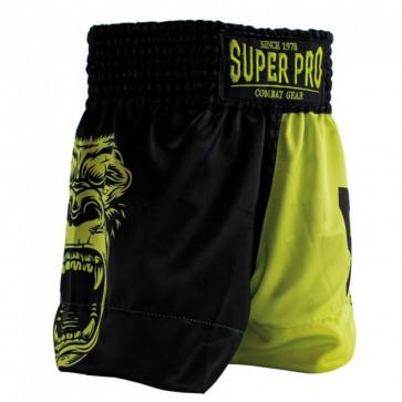 Pantaloncini bambino kick-thai Super Pro Gorilla
