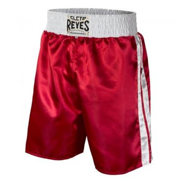 Pantaloncini boxe Cleto Reyes - Rosso-bianco