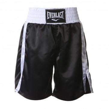 Pantaloncini da boxe Everlast Pro boxing Nero