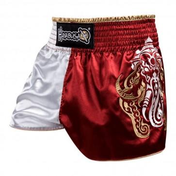 Pantaloncini Hayabusa Wisdom Muay Thai Lato sinistro