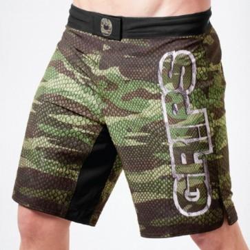 Pantaloncini MMA Grips Athletics Camo Snake