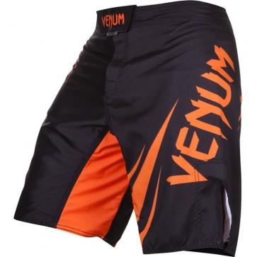 Pantaloncini MMA Venum Challenger Black-Neo Orange