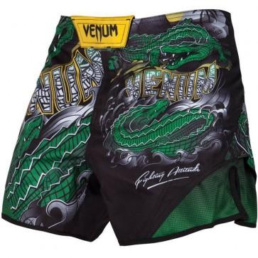 Pantaloncini da MMA Venum Crocodile