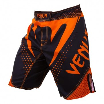Pantaloncini MMA Venum Hurricane Black Orange